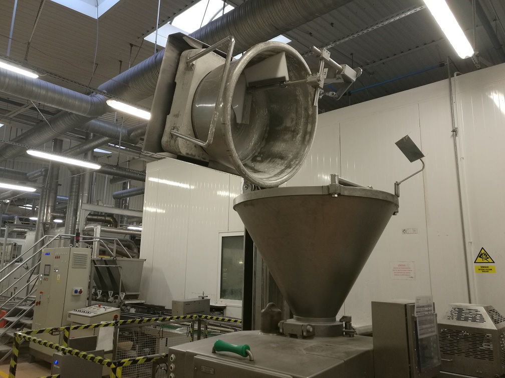 2.TIPPLER FIT TO KETTLE WP 120 UC